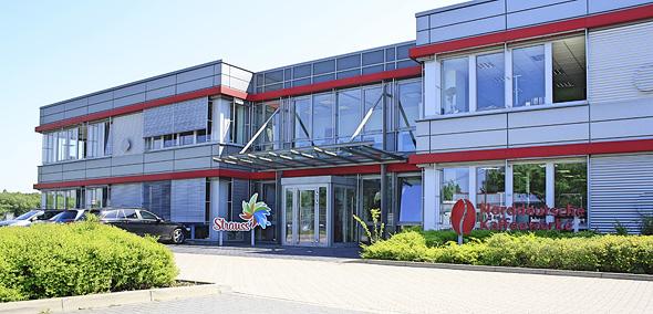 מפעל קפה ב גרמניה Norddeutsche Kaffeewerke שרכשה שטראוס קפה 1, צילום: באדיבות שטראוס