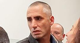 דוד אדרי אחרי הכרעת הדין, צילום: נעמי צורף