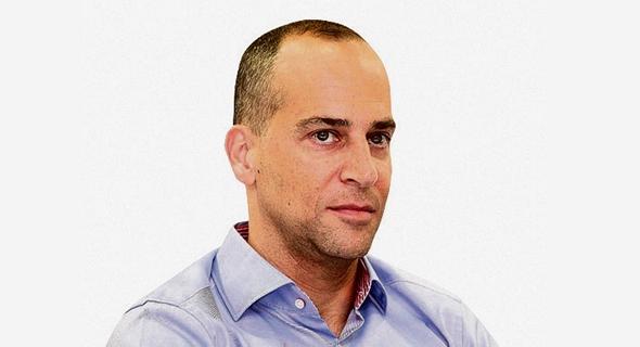 אלי כהן מנהל מטה השיווק בבנק הפועלים, צילום: אוראל כהן