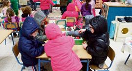 מגזין מנהלים 28.12.16 היחידנים גן ילדים ב בית שמש, צילום: אלכס קולומויסקי