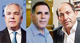 בלטו בהיעדרם: רמי לוי, איציק צאיג מאסם (שנמחקה מהבורסה) וארז ויגודמן מטבע