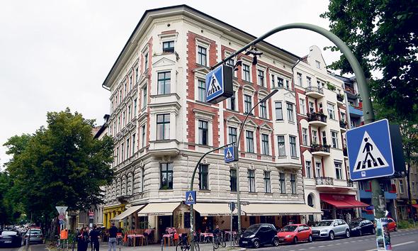 נכס בבעלות איי.די.או בברלין