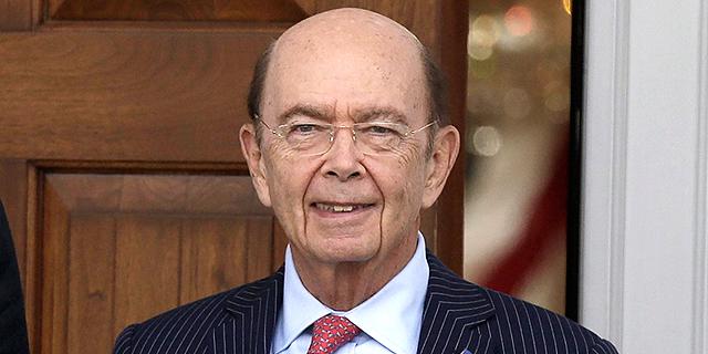 ווילבור רוס שר המסחר האמריקאי , צילום: אי פי איי