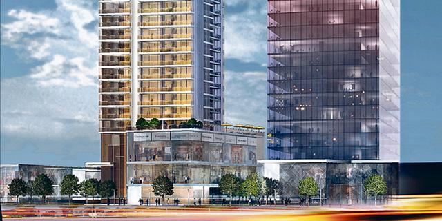 """הרוויחו 27 מיליון ש' בשנתיים ממכירת 3 קומות במגדל מידטאון בת""""א"""