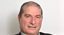 """אבי מוסלר מנכ""""ל אמות השקעות , צילום: תמר מצפי"""