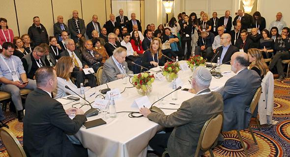 """שולחן עגול על יחסי ארה""""ב וישראל"""