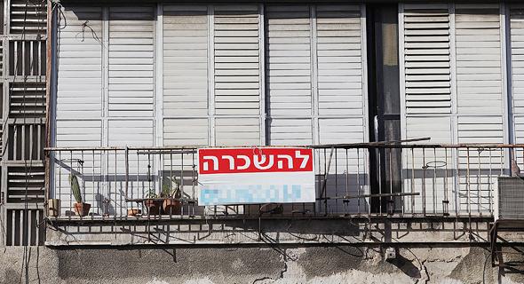 דירת 7 חדרים ברחביה בירושלים הושכרה בכ־17,400 שקל בחודש