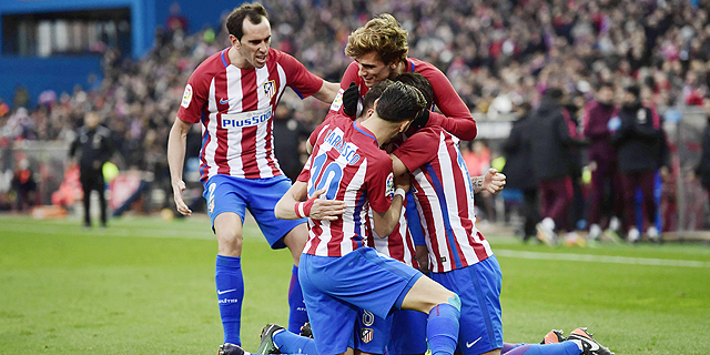 Israeli Business Magnate Buys a 15% Stake in Atlético Madrid