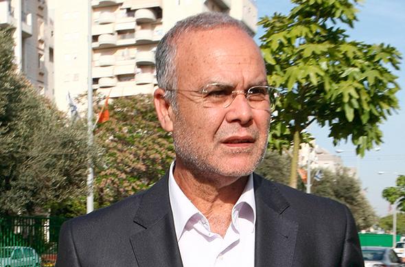 יעקב אפרתי, לשעבר ראש מינהל מקרקעי ישראל, צילום: צביקה טישלר