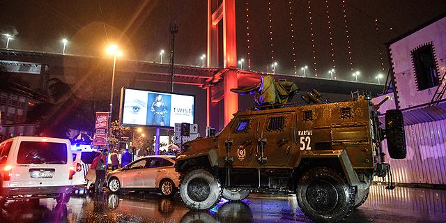 הטבח באיסטנבול: 39 נרצחו, מהם 16 אזרחים זרים, מצוד אחר המחבל
