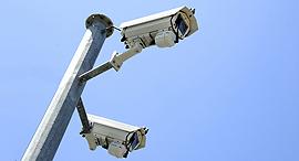 מצלמת אבטחה, צילום: shutterstock