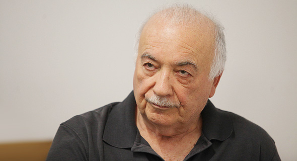 אליעזר פישמן בבית המשפט בתחילת ינואר