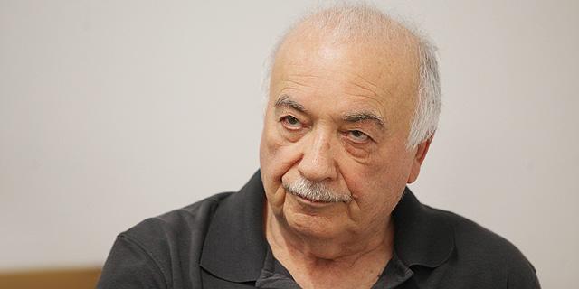 אליעזר פישמן, צילום: אוראל כהן