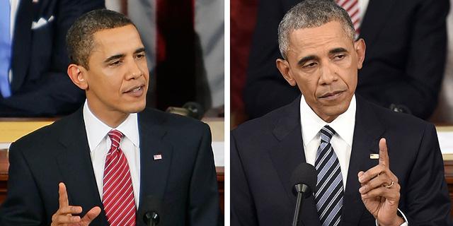 """צפו: כך גרם החדר הסגלגל בבית הלבן לשיער של נשיאי ארה""""ב להאפיר"""