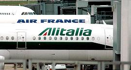 אליטליה alitalia מטוס תעופה, צילום: אי פי איי