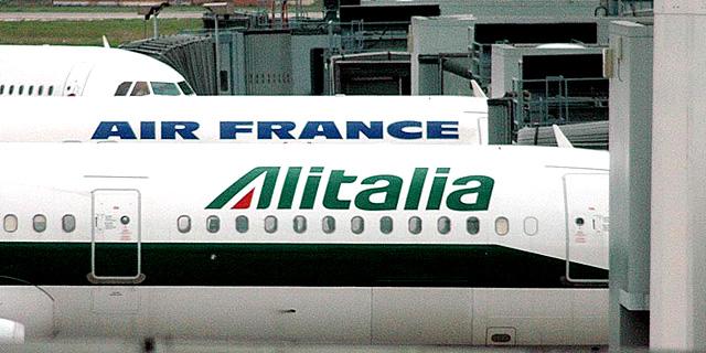 אליטליה מצטרפת לברית הטראנס-אטלנטית של אייר פראנס, KLM ודלתא