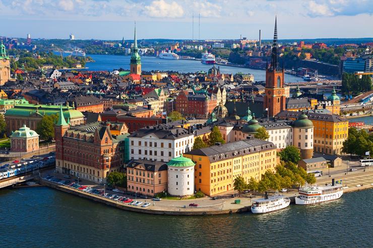 שטוקהולם, שוודיה