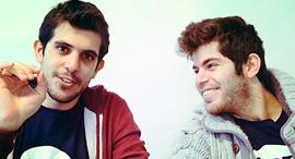 """מימין: תומר תגרין ועמרי כהן, צילום: יח""""צ"""