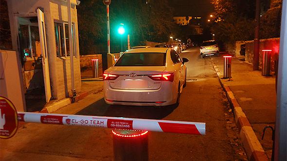 """חוקרי המשטרה מגיעים למעון רה""""מ ברחוב בלפור בירושלים"""