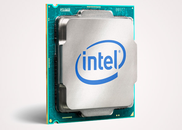 Intel's Kaby Lake chips. Photo: Intel