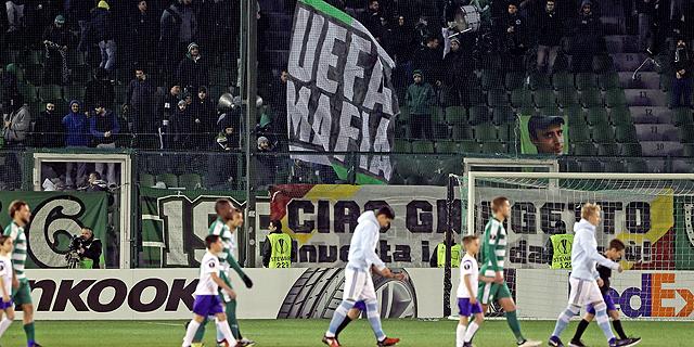 גם בכדורגל היווני יש מקרים כמו הפועל תל אביב