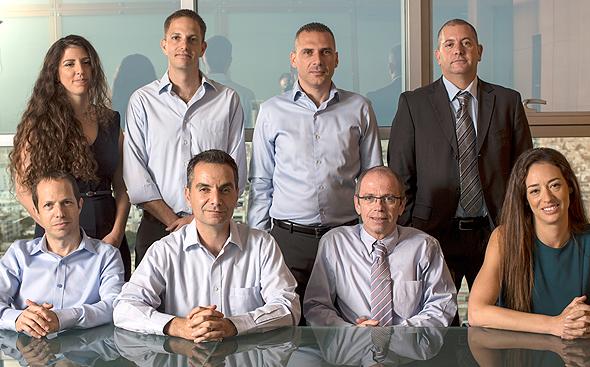 SKY Private Equity's team. Photo: PR