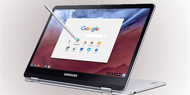 גוגל: כל מחשבי הכרומבוק החדשים יכללו תמיכה באפליקציות אנדרואיד