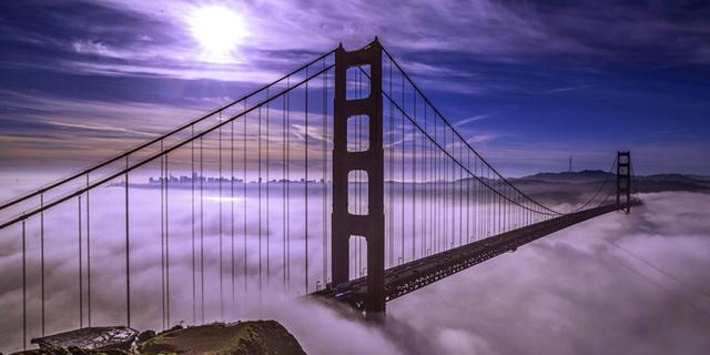 מדובאי ועד סן פרנסיסקו: ערים שמבצבצות מבעד לערפל