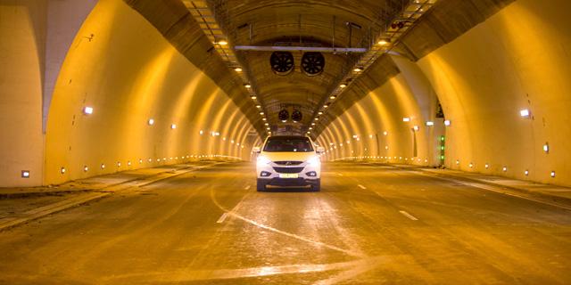 """בהוראת בג""""ץ: המנהרה החדשה לירושלים תיפתח בשישי הקרוב"""