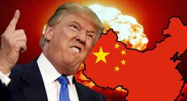 טראמפ סין, צילום: צילום מסך יוטיוב