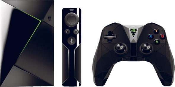 הדגם המקורי של סטרימר הגיימינג מבית Nvidia