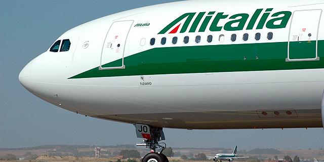 אליטליה בדרך להתרסקות? בעוד חודש לא תוכל לשלם משכורות ודלק למטוסים