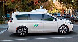 מכונית אוטונומית, וויימו, צילום: waymo