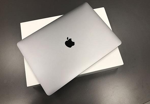 מחשב המקבוק פרו, צילום: הגר רבט