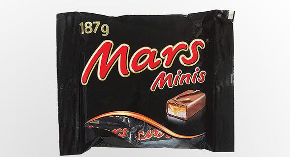 אריזת שוקולד מארס