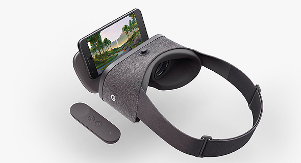 משקפי VR של  גוגל דיידרים VR google daydream