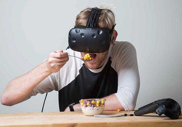 משקפיי מציאות מדומה. עשויים לשנות שוב את האופן שבו מתקשרים עם העולם