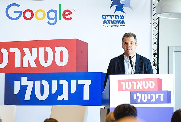 מאיר ברנד מנכל גוגל ישראל, צילום: תומר פולטין