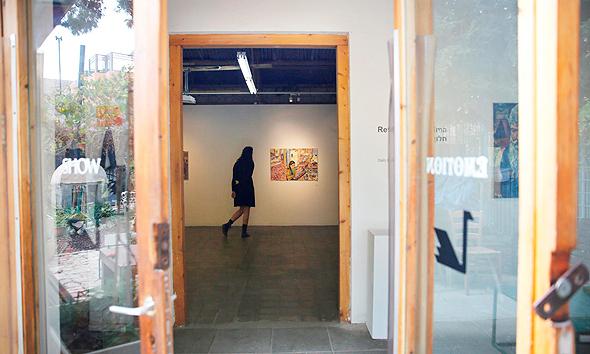 גלריה ברבור בירושלים