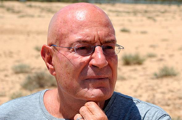 ארנון מילצ'ן ב 2013, צילום: חיים הורנשטיין