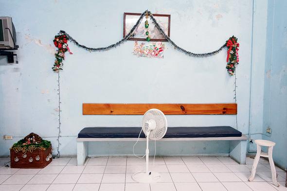 ספסל בויאדוליד, צילום: דנה לב לבנת