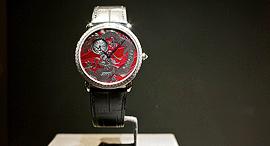 ריצ'מונט שעון של קרטיה קרטייה, צילום: בלומברג