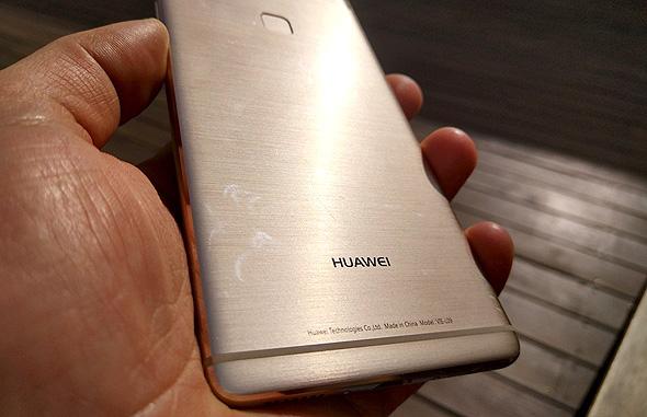 וואווי P9  פלוס סמארטפון 3, צילום: רפאל קאהאן
