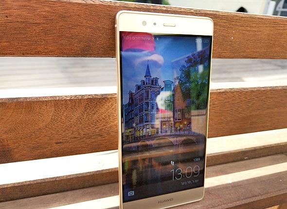 וואווי P9  פלוס סמארטפון 4, צילום: רפאל קאהאן