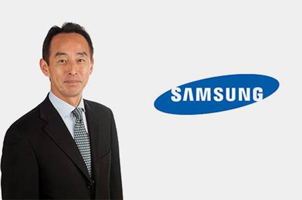 יונג סון נשיא סמסונג אלקטרוניקס