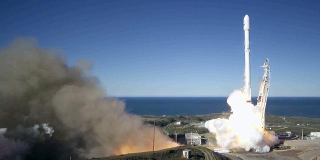 תפתחו יומנים: SpaceX מודיעה כי השיגור של עמוס 17 יתקיים בשלישי