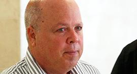 """רו""""ח קובי בן גור המואשם במרמה, צילום: תומריקו"""