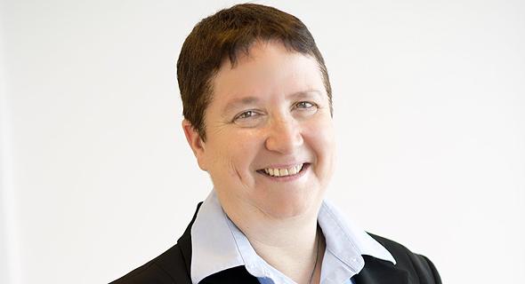 """ד""""ר איה סופר דירקטורית מחשוב קוגניטיבי IBM, צילום: מירי דוידוביץ'"""
