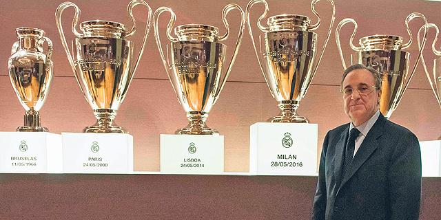 פלורנטינו פרס תמיד משיג את הפרס שהוא רוצה