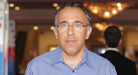 """ועידה פסגת ת""""א 100 אייל גבאי, צילום: אוראל כהן"""